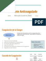 Paciente Anticoagulado (1)