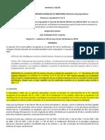 Resumen Sentencia C-235-19 (PRINCIPIO DE IRRETROACTIVIDAD DE LA LEY)
