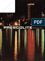 Prescolite Architectural Lighting Catalog G-17 1969