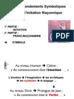 Initiation a La Franc Maconnerie