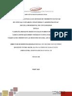 Esquema Del Informe de Intervencion Social (2 Unidad)