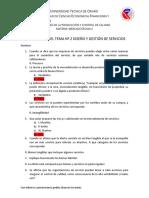 BREVE REPASO DEL TEMA Nº 2