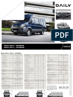 7922 Folheto tecnico Daily Vetrato 45S17 e 55C17