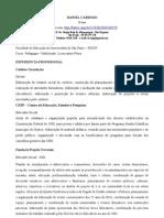 Currículo Daniel Cardoso