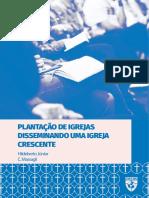Ebook Plantação das Igrejas