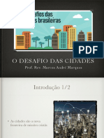 Desafio Das Cidades - Roger S. Greenway