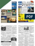 "Kuta Weekly-Edition 223 ""Bali""s Premier Weekly Newspaper"""