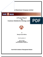 A Project Report on Nalco