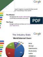 google presentation google risk