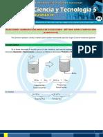 4. Reacciones Químicas Balanceo de Ecuaciones - Método Simple Inspección (Ejercicios)