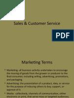 335 M Sales Customer Service