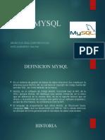 Sgbd Mysql