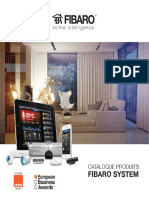 Fibaro Catalogue Produit