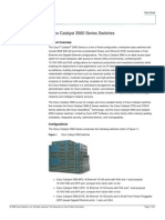 Data Sheet - Cisco Catalyst 3560 Switch