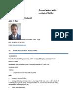 CV Mahmoud