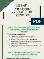 Le PMR Vision Du Contrôle de Gestion