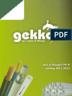 Catalog Gekko