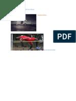 Basquetebol e Salto em Altura