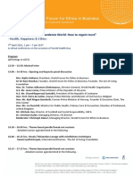 Program_Changing Paradigms in a Pandemic World