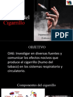 Consumo del cigarro