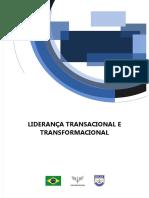 Ltt-liderança Transacional e Transformacional