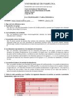 TALLER DE PROPIEDADES Y TABLA PERIODICA IISEM 18