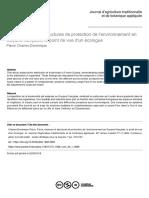 Parcs, réserves et structures de protection de l'environnement en Guyane française, le point de vue d'un écologue