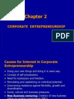Entrepreneurship Chapter 2