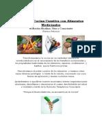 Curso de Cocina Curativa Con Alimentos Medicinales-Temario Completo