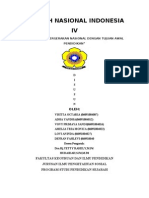 SEJARAH NASIONAL INDONESIA IV