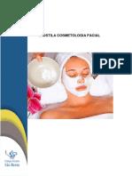 Cosmetologia Facial I