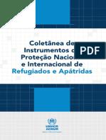 Acnur, Coletânea de Instrumentos de Proteção Nacional e Internacional