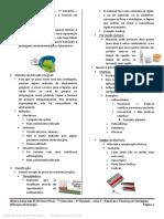 Clínica Integrada III (Prótese Fixa) – 7º Semestre – 2ª Unidade – Aula 2 - Materiais e Técnicas de Moldagem