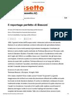 Il reportage perfetto di Besozzi