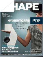 SCAs magasin SHAPE 1 / 2011