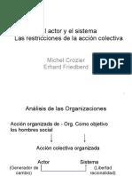 Actor y Sistema (Cap 1 y 7)