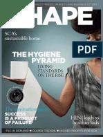 SCAs magazine SHAPE 1 / 2011