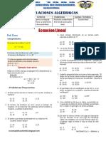 Matematic2 Sem1 Guia de Aprendizaje Ecuaciones Lineales EC21 Ccesa007