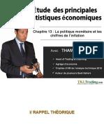 13 Politique Monétaire Et Inflation