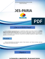 presentacion IDES 1