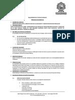TDR -NIVELACION Y COMPACTADO DE BASE GRANULAR