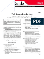 Full-Range-Leadership