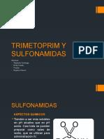 Trimetoprim y Sulfonamidas