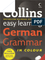 Collins Easy Learning German Grammar