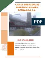 PLAN DE EMERGENCIA REPMAJUSA