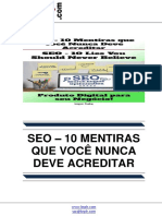 Segredos para WebTraffic Overdrive (Secrets to Web Traffic Overdrive)
