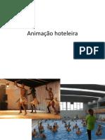 Animação hoteleira