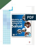 Modelo de Atención Integral en Salud - MSPAS
