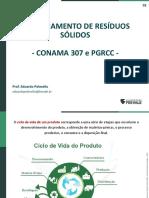 03 - Resolução Conama 307 e PGRCC