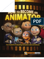 Animation Mentor How To Become An Animator